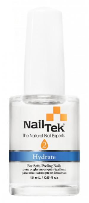 Увлажняющая сыворотка для мягких слоящихся ногтей NailTec Hydrate 2, 15 мл