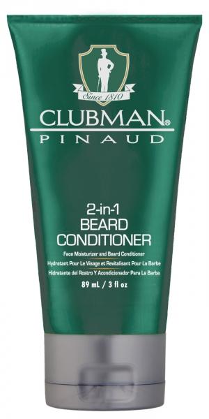 Кондиционер для бороды 2 в 1 Clubman 2-in-1 Beard Conditioner, 89 мл