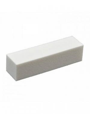 Бафик для ногтей IGRObeauty, белый, абразивность 120