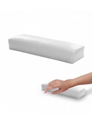 Подставка под руку Planeta Nails, белая, 30x10x6 см