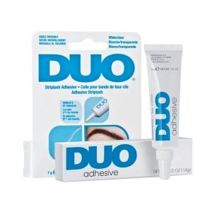 Клей для ресниц прозрачный Duo Lash Adhesive Clear, 7гр.