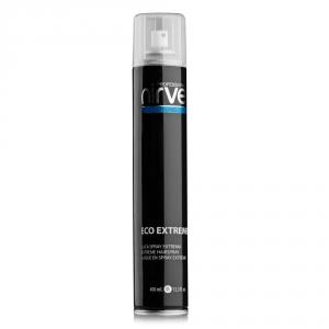 Жидкий лак для волос экстрасильной фиксации Nirvel Professional Eco Extreme, мелкодисперсионный, 400 мл