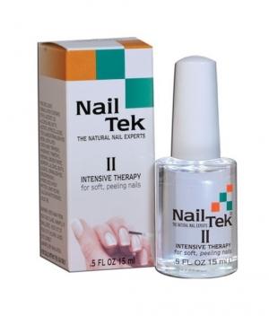 Средство для мягких тонких и слоящихся ногтей NailTec Intensive Therapy, 15 мл