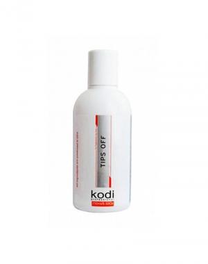 Жидкость для снятия гель-лака/акрила Kodi Tips Off, 250 мл