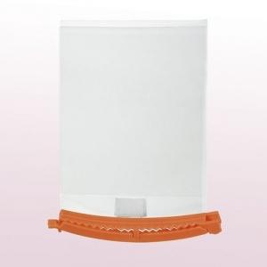 Заколки для мелирования Comair, оранжевые, размер 22,5 см, 20 штук