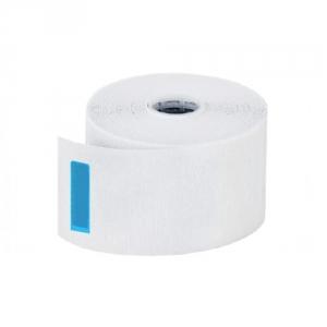 Воротник бумажный уп (5 рул*100шт) Синяя липучка