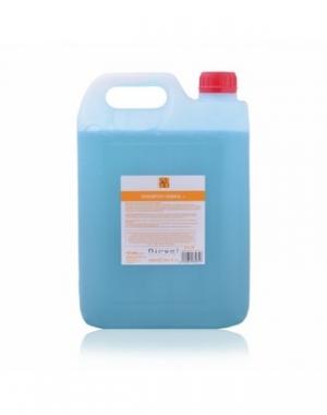 Салонный шампунь для всех типов волос Nirvel Professional Shampoo Herbal+, 5000 мл