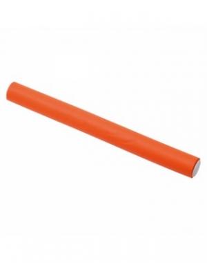 Бигуди - бумеранги Dewal, оранжевые, 180 мм, диаметр 18 мм, 10 шт