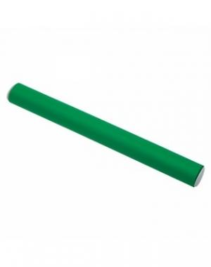 Бигуди - бумеранги Dewal, зелёные, 180 мм, диаметр 20 мм, 10 шт