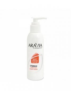 Сливки для восстановления рН кожи Aravia Professional, 150 мл