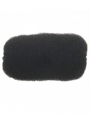 Валик для причёски Dewal, сетка , черный, диаметр 21 см