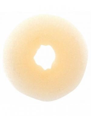 Валик для причёски Dewal, сетка, блондин, диаметр 8 см