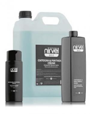 Маска для объема волос NIRVEL Chitosan&Panthenol Cream, 1000 мл