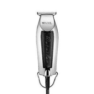 Триммер профессиональный сетевой черный Wahl Hair trimmer Detailer black