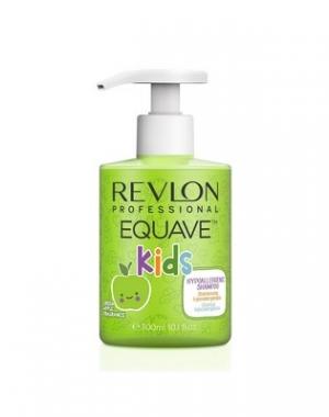 Шампунь детский гипоаллергенный Revlon Professional Equave Kids Shampoo 2-in-1, 300 мл