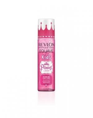Кондиционер детский гипоаллергенный двуфазный с блестками Revlon Professional Equave Princess Look, 200 мл