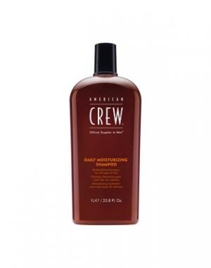 Шампунь для ежедневного ухода за нормальными и сухими волосами American Crew Daily Moisturizing Shampoo, 1000 мл