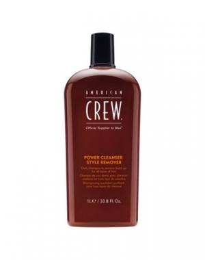 Шампунь для ежедневного ухода, очищающий волосы от укладочных средств American Crew Power Cleanser Style Remover, 1000 мл