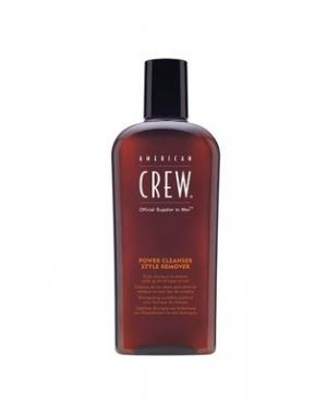 Шампунь для ежедневного ухода, очищающий волосы от укладочных средств American Crew Power Cleanser Style Remover, 450 мл