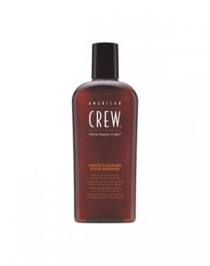 Шампунь для ежедневного ухода, очищающий волосы от укладочных средств American Crew Power Cleanser Style Remover, 250 мл