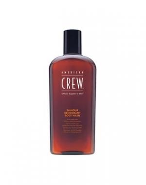 Гель для душа дезодорирующий American Crew 24-Hour Deodorant Body Wash, 450 мл