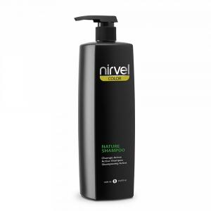 Шампунь стабилизатор цвета Nirvel Professional Nature Shampoo, 1000 мл