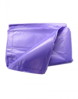 Пакеты для педикюрной ванны IGRObeauty, сиреневые, 65x50 см, 100 шт