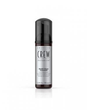 Очищающее средство для бороды American Crew Beard Foam, 70 мл