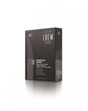 Камуфляж для седых волос American Crew Темный натуральный 2/3, 3 шт по 40 мл