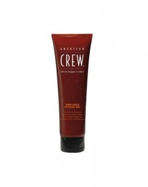 Гель для волос в тубе сильной фиксации, придающий объем тонким волосам American Crew Classic Firm Hold Styling Gel, 250 мл