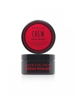 Крем-помада с легкой фиксацией и низким уровнем блеска American Crew Cream Pomade, 85 гр