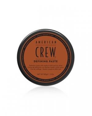 Паста средней фиксации и низким уровнем блеска для укладки волос American Crew Defining Paste, 85 гр