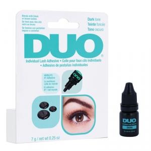 Клей для пучков черный Duo Individual Lash Adhesive Dark, 7гр.