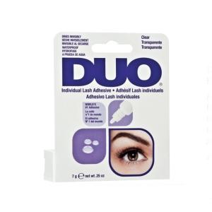 Клей для пучков прозрачный Duo Individual Lash Adhesive Clear, 7гр.