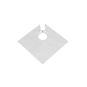 "Пеньюар ""ECO"" большой, 100 х 160cм. Прозрачный 12 мкр  (уп.50шт)"