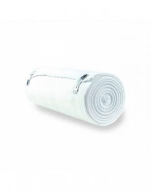 Бинт эластичный для процедур обертывания LeviSsime, 15х400 см