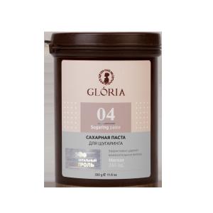 Сахарная паста для шугаринга Gloria «Мягкая», 330 гр