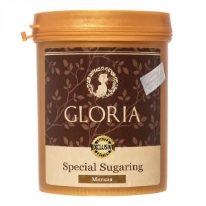Сахарная паста для шугаринга Gloria Exclusive «Мягкая», 800 гр