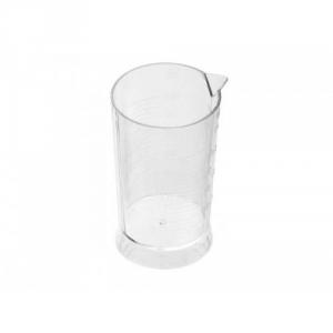 Мерный прозрачный стакан с носиком Dewal, 100 мл
