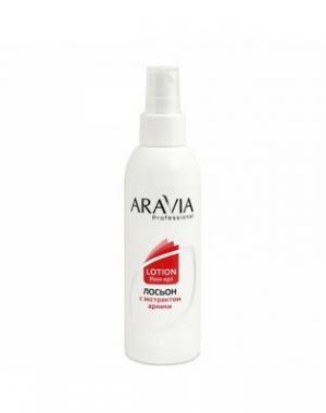 Лосьон для замедления роста волос Aravia Professional, 150 мл