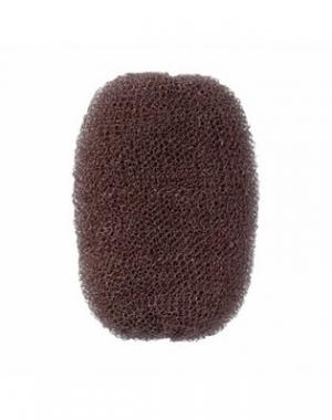 Валик для причёски овальный Comair, коричневый 7 х 11 см 14 гр.