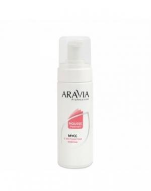 Мусс после депиляции Aravia Professional, 160 мл