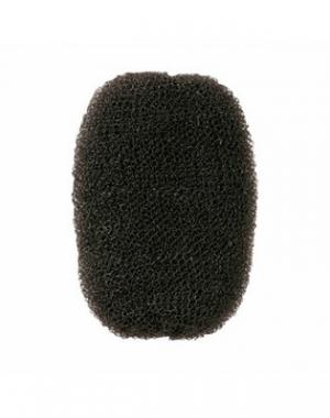 Валик для причёски овальный Comair, черный 7 Х 11 см 14 гр.