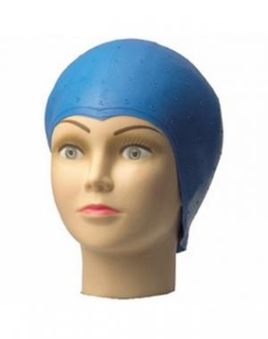Латексная шапочка Comair, синяя
