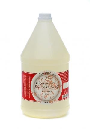 Массажное масло Lamenatt Massage Oil, рисовые отруби, 3600 мл