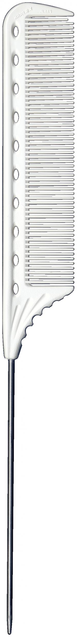 Расческа Y.S.Park YS-102-05 белая