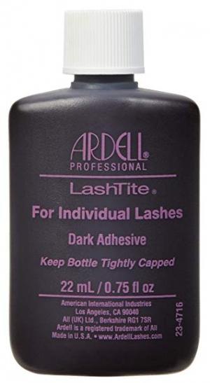 Клей для пучков Ardell Lashtite Adhesive Dark, тёмный, 22 гр