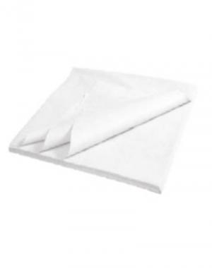 Салфетки гладкая IGRObeauty, белая, 10x10 см, 40г/м2, 100 шт