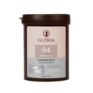 Сахарная паста для шугаринга Gloria «Плотная», 330 гр