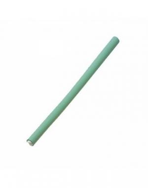 Бигуди Comair Flex, короткие 170 мм, диаметр 8 мм, зелёные, 6 шт